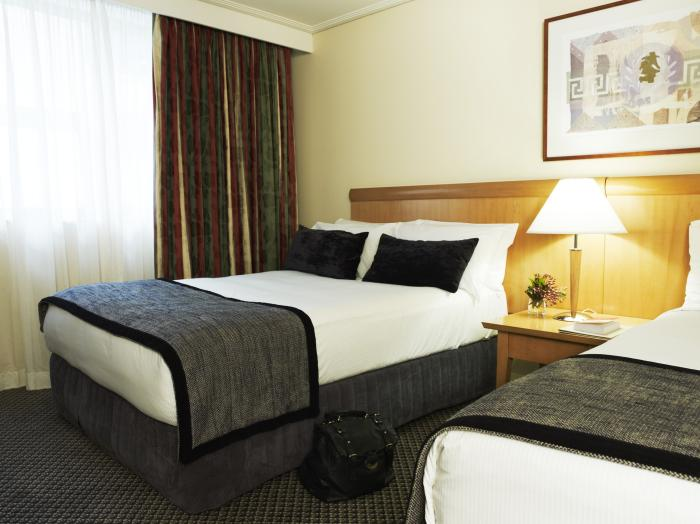 Rydges World Square Executive Superior Double Room