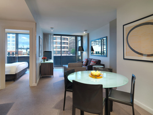 Adina Harbourside One Bedroom Apartment