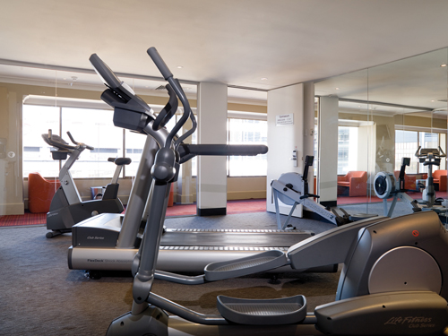 Travelodge Wynyard Hotel Gym