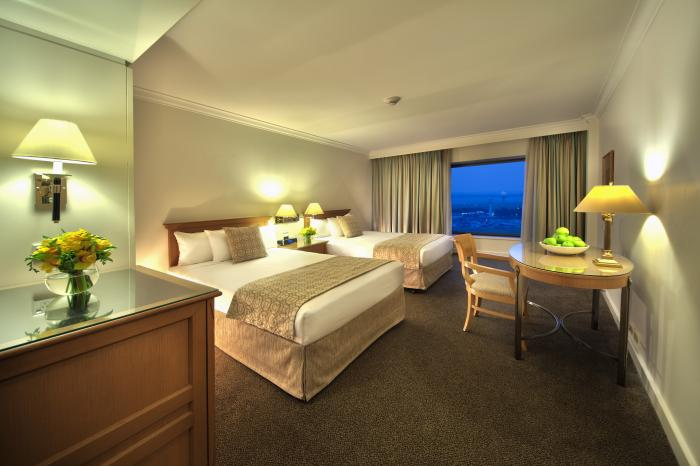 Stamford Plaza Sydney Airport Deluxe Twin